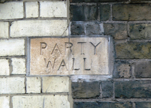Party Wall in Kent