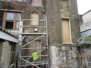 party wall notice kent
