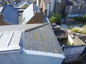 Drone roof survey kent